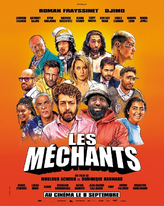Cinéma : Les méchants