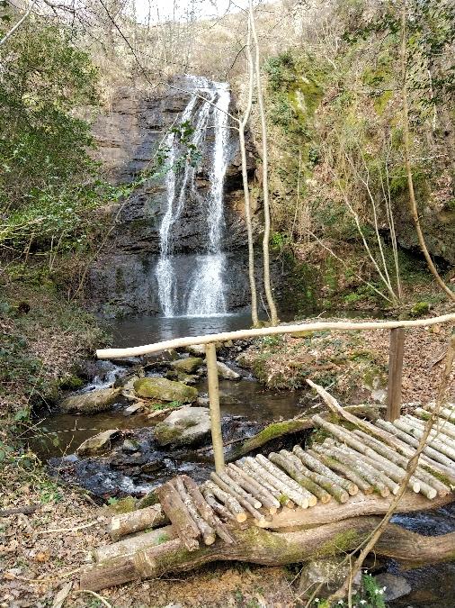 Randonnée La boucle des deux cascades