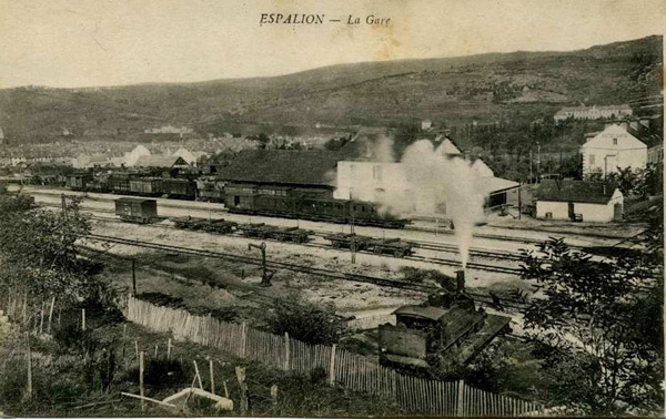 Journées du patrimoine - Histoire ferroviaire d'Espalion au Musée des moeurs et coutumes