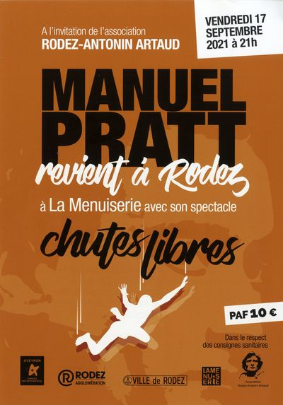 Manuel PRATT revient à Rodez