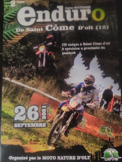 Enduro moto Ligue Occitanie