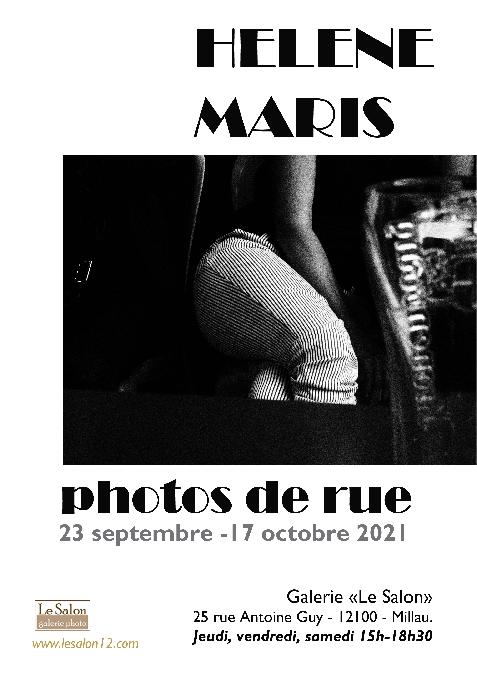 Expositions photos de Hélène Maris - Galerie le Salon