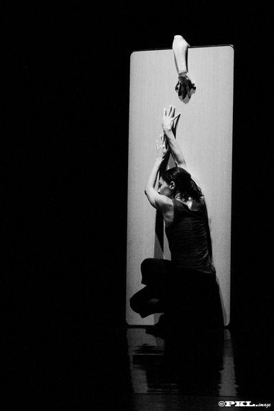 Danse : Couloir(s) - cie KD Danse