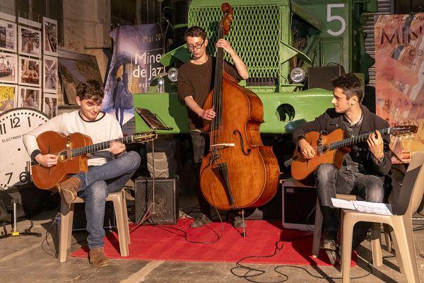 Jazz Manouche : Trio Joshua Perez