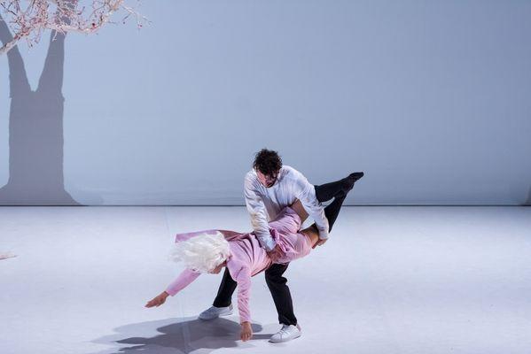 Danse : We Are Monchichi - Cie Wang Ramirez