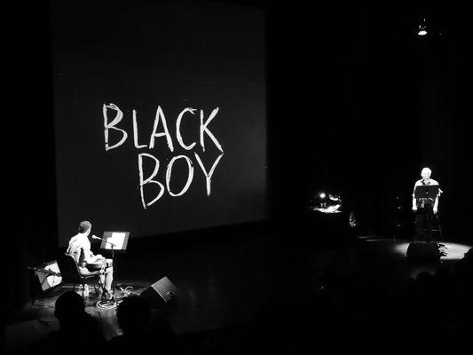 Concert spectacle dessiné : Black Boy - Richard Wright