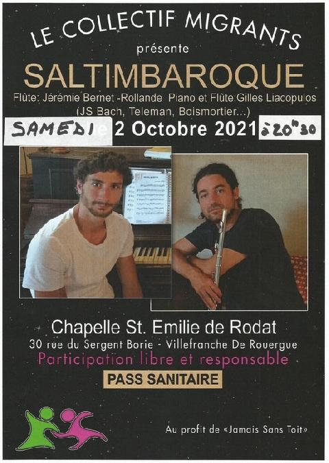 Saltimbaroque