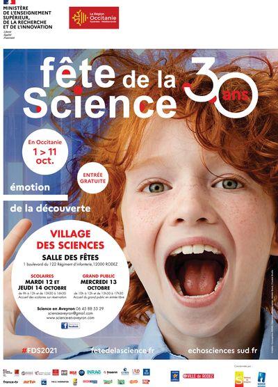 La Fête de la science a 30 ans