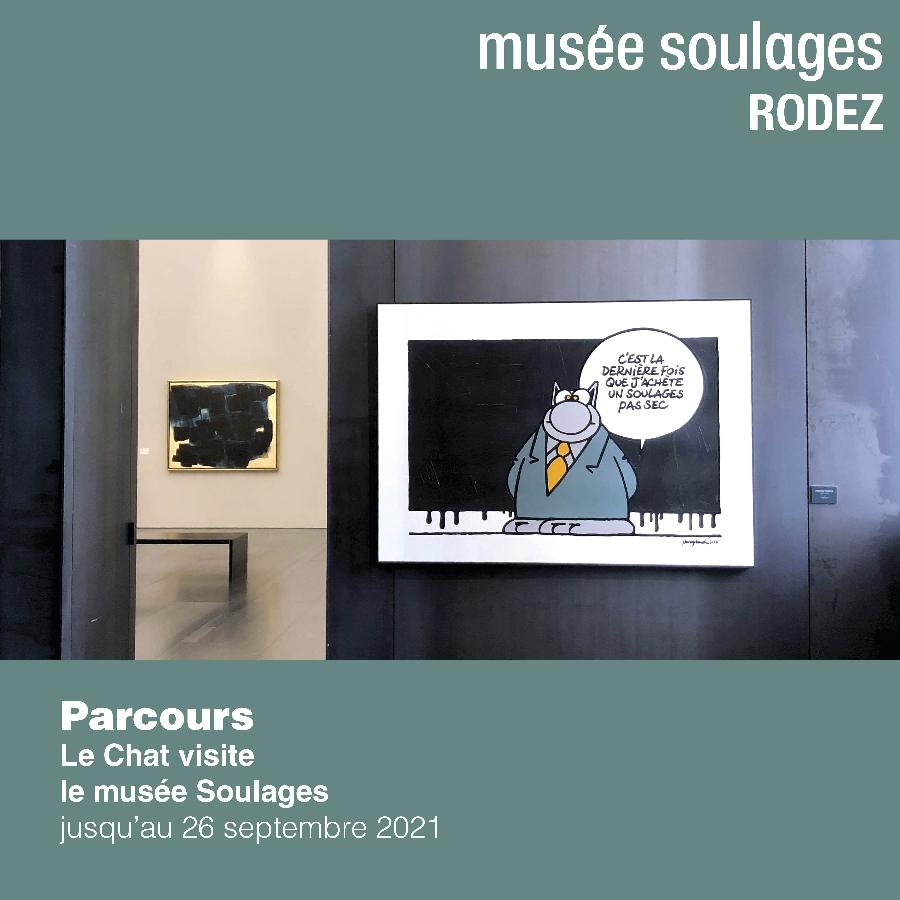 DERNIERS JOURS POUR LE CHAT AU MUSÉE SOULAGES