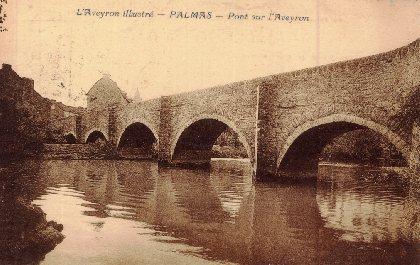 Visite libre de Palmas, Office de Tourisme des Causses à l'Aubrac