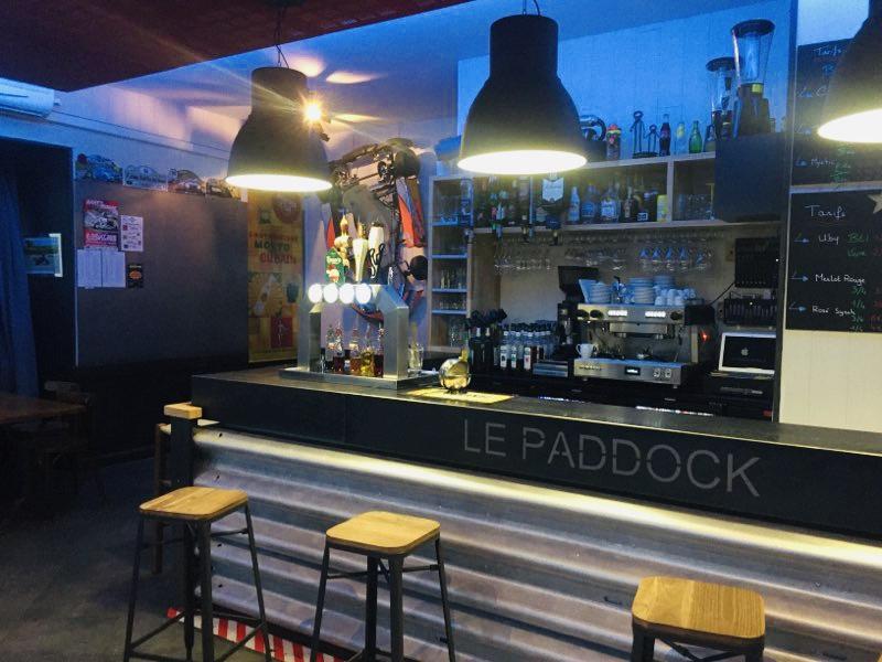 Programmation des concerts du Paddock Bar