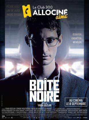 Cinéma : BOÎTE NOIRE