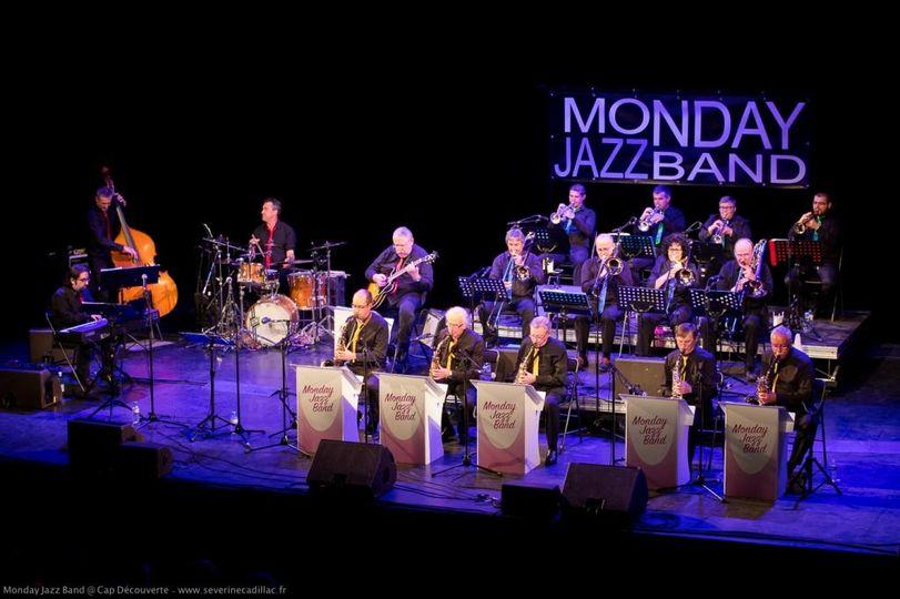 Concert chez Piccolo avec Monday Jazz Band