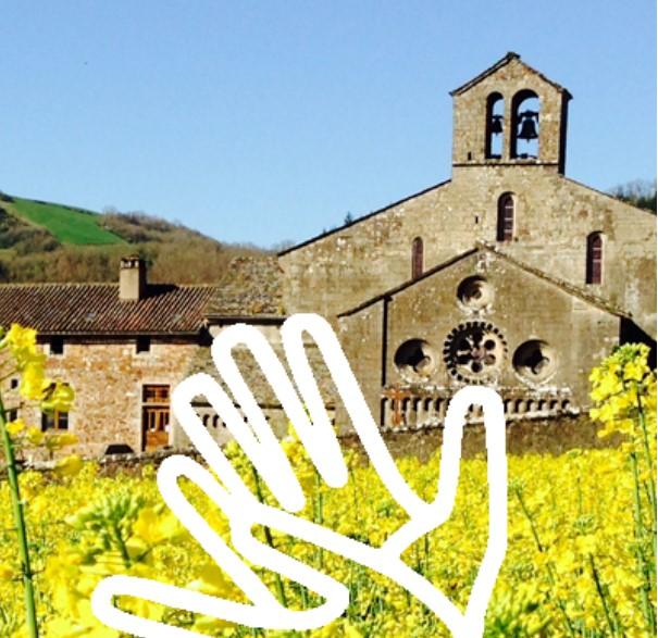 Visite en langue des signes de l'Abbaye