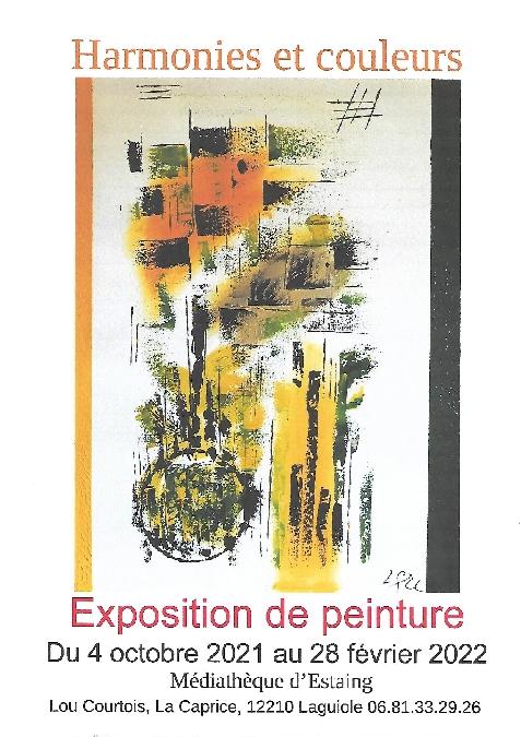 Exposition: Harmonie et Couleurs
