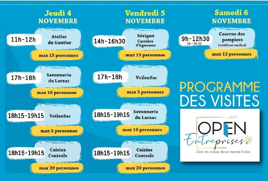 Casernes des pompiers - Open Entreprises - JCE