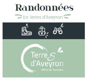 30 - Circuit des deux vallées - Randonnées en Terres d'Aveyron