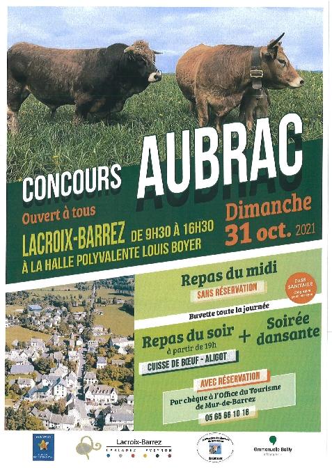 Concours Aubrac