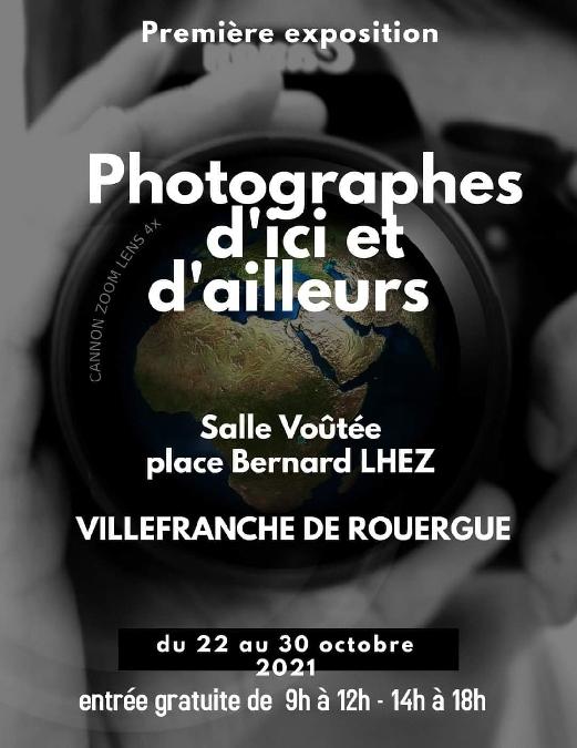 Exposition : Photographes d'ici et d'ailleurs