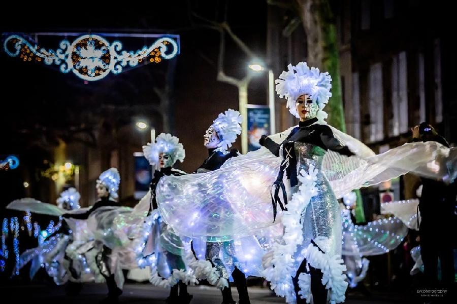 Festival Bonheurs d'Hiver - La Grande Parade Féérique de Noël 2021