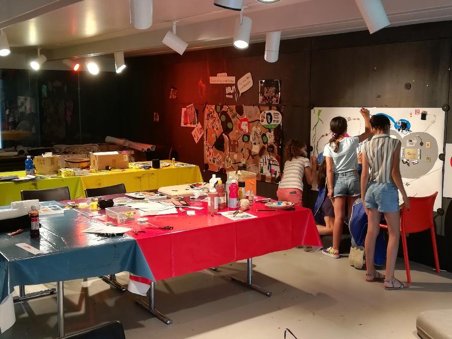 MES VACANCES AU MUSEE SOULAGES | Atelier pour les 10 ans et plus