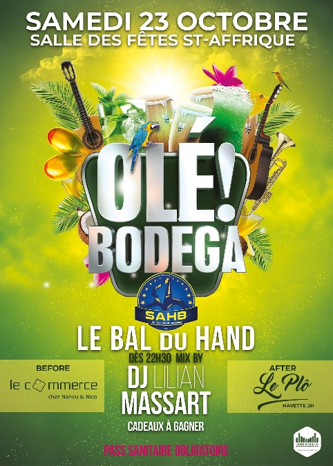 BAL du Saint-Affrique Handball