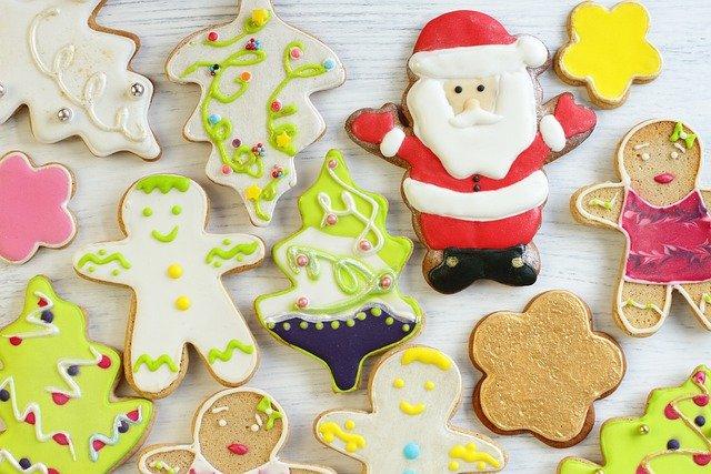 Le goûter de Noël !