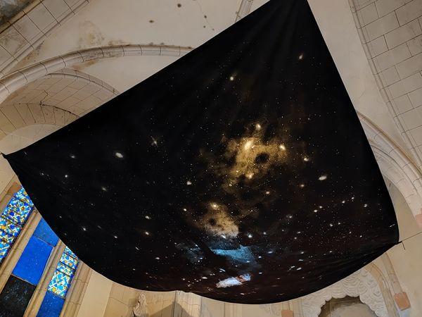 Exposition de Marc Lambrechts - Chapelle Notre Dame de la Salette