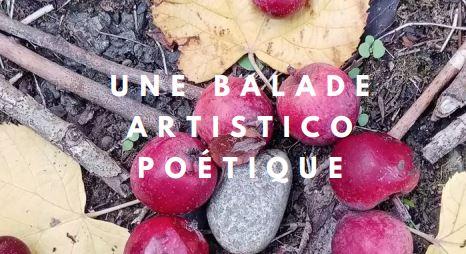 Balade artistico poétique